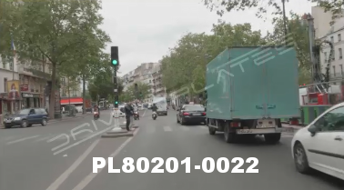Vimeo clip HD & 4k Driving Plates Paris, France PL80201-0022
