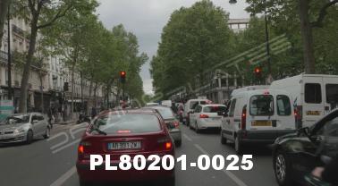 Vimeo clip HD & 4k Driving Plates Paris, France PL80201-0025