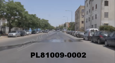 Vimeo clip HD & 4k Driving Plates Sale, Morocco PL81009-0002