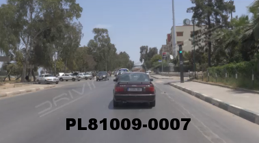 Vimeo clip HD & 4k Driving Plates Sale, Morocco PL81009-0007