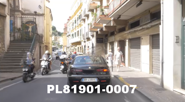 Vimeo clip HD & 4k Driving Plates Sorrento, Italy PL81901-0007