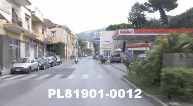 Vimeo clip HD & 4k Driving Plates Sorrento, Italy PL81901-0012