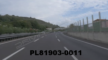 Vimeo clip HD & 4k Driving Plates Southern Italy Highway PL81903-0011