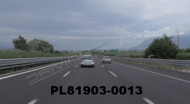Vimeo clip HD & 4k Driving Plates Southern Italy Highway PL81903-0013
