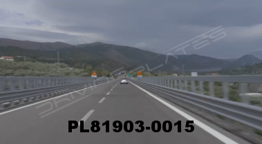 Vimeo clip HD & 4k Driving Plates Southern Italy Highway PL81903-0015