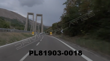 Vimeo clip HD & 4k Driving Plates Southern Italy Highway PL81903-0018