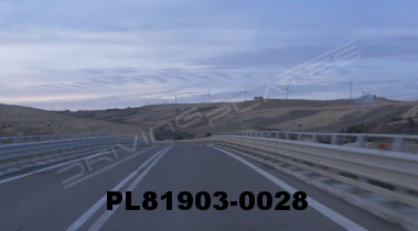 Vimeo clip HD & 4k Driving Plates Southern Italy Highway PL81903-0028