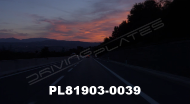Vimeo clip HD & 4k Driving Plates Southern Italy Highway PL81903-0039