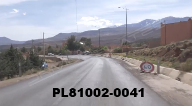 Vimeo clip HD & 4k Driving Plates Tizi N'Tichka Pass, Morocco PL81002-0041