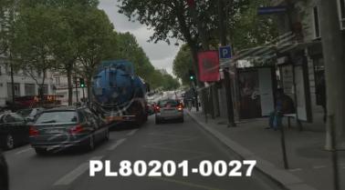 Vimeo clip HD & 4k Driving Plates Paris, France PL80201-0027