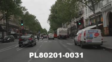 Vimeo clip HD & 4k Driving Plates Paris, France PL80201-0031