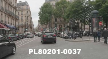 Vimeo clip HD & 4k Driving Plates Paris, France PL80201-0037