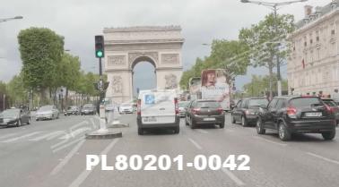 Vimeo clip HD & 4k Driving Plates Paris, France PL80201-0042