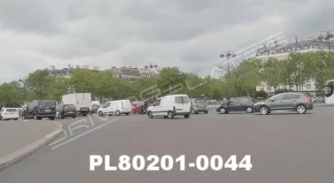 Vimeo clip HD & 4k Driving Plates Paris, France PL80201-0044