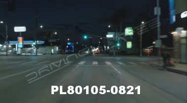 Vimeo clip HD & 4k Driving Plates Los Angeles, CA PL80105-0821