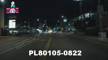 Vimeo clip HD & 4k Driving Plates Los Angeles, CA PL80105-0822