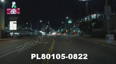 Vimeo clip HD & 4k Driving Plates Los Angeles, CA PL80105-0822