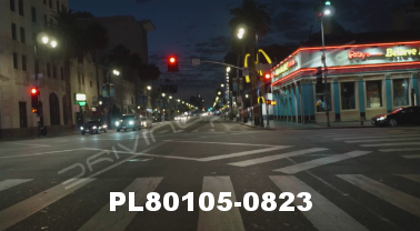 Vimeo clip HD & 4k Driving Plates Los Angeles, CA PL80105-0823