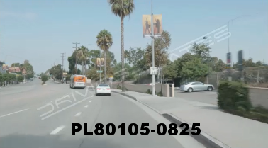 Vimeo clip HD & 4k Driving Plates Los Angeles, CA PL80105-0825