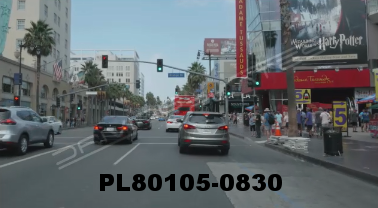 Vimeo clip HD & 4k Driving Plates Los Angeles, CA PL80105-0830