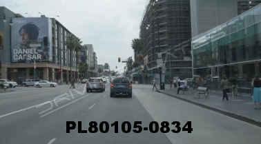 Vimeo clip HD & 4k Driving Plates Los Angeles, CA PL80105-0834