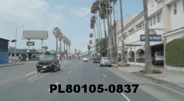 Vimeo clip HD & 4k Driving Plates Los Angeles, CA PL80105-0837