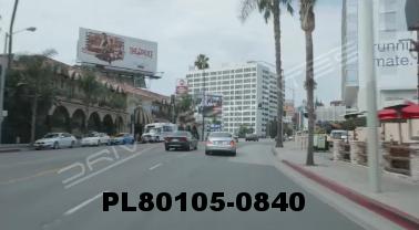 Vimeo clip HD & 4k Driving Plates Los Angeles, CA PL80105-0840