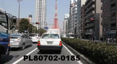 Vimeo clip HD & 4k Driving Plates Tokyo, Japan PL80702-0185