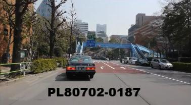Vimeo clip HD & 4k Driving Plates Tokyo, Japan PL80702-0187