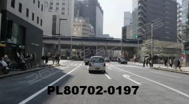 Vimeo clip HD & 4k Driving Plates Tokyo, Japan PL80702-0197