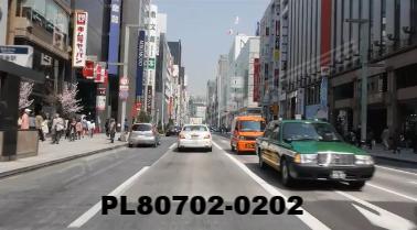 Vimeo clip HD & 4k Driving Plates Tokyo, Japan PL80702-0202