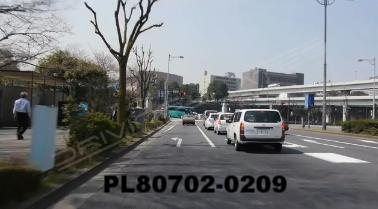 Vimeo clip HD & 4k Driving Plates Tokyo, Japan PL80702-0209