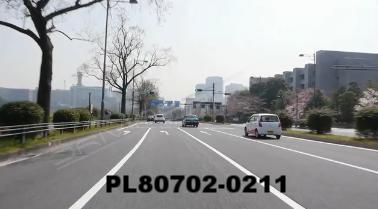 Vimeo clip HD & 4k Driving Plates Tokyo, Japan PL80702-0211