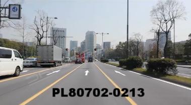 Vimeo clip HD & 4k Driving Plates Tokyo, Japan PL80702-0213