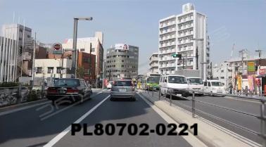 Vimeo clip HD & 4k Driving Plates Tokyo, Japan PL80702-0221