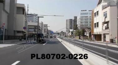 Vimeo clip HD & 4k Driving Plates Tokyo, Japan PL80702-0226