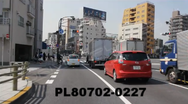 Vimeo clip HD & 4k Driving Plates Tokyo, Japan PL80702-0227