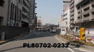 Vimeo clip HD & 4k Driving Plates Tokyo, Japan PL80702-0232