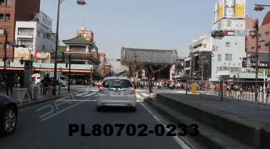 Vimeo clip HD & 4k Driving Plates Tokyo, Japan PL80702-0233