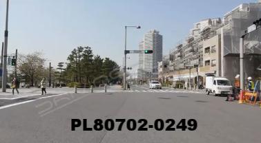 Vimeo clip HD & 4k Driving Plates Tokyo, Japan PL80702-0249