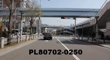 Vimeo clip HD & 4k Driving Plates Tokyo, Japan PL80702-0250