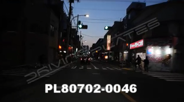 Vimeo clip HD & 4k Driving Plates Tokyo, Japan PL80702-0046