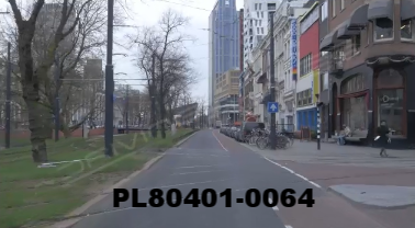 Vimeo clip HD & 4k Driving Plates Amsterdam, Netherlands PL80401-0064