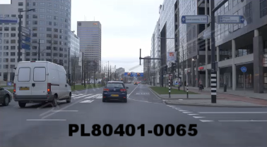 Vimeo clip HD & 4k Driving Plates Amsterdam, Netherlands PL80401-0065
