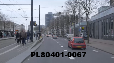 Vimeo clip HD & 4k Driving Plates Amsterdam, Netherlands PL80401-0067