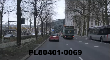 Vimeo clip HD & 4k Driving Plates Amsterdam, Netherlands PL80401-0069