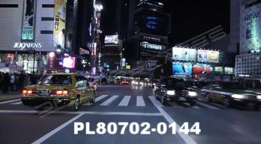 Vimeo clip HD & 4k Driving Plates Tokyo, Japan PL80702-0144