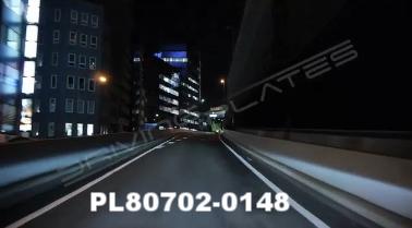 Vimeo clip HD & 4k Driving Plates Tokyo, Japan PL80702-0148