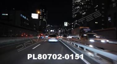 Vimeo clip HD & 4k Driving Plates Tokyo, Japan PL80702-0151
