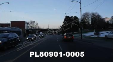 Vimeo clip HD & 4k Driving Plates Vancouver, BC Canada PL80901-0005